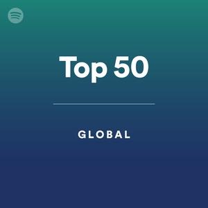Global top 50 on spotify stopboris Choice Image