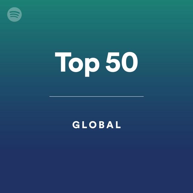 グローバル トップ 50のサムネイル