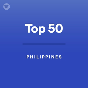 Philippines Top 50 on Spotify